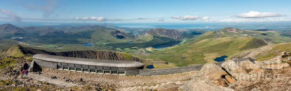 Photograph - Snowdon Cafe by Adrian Evans