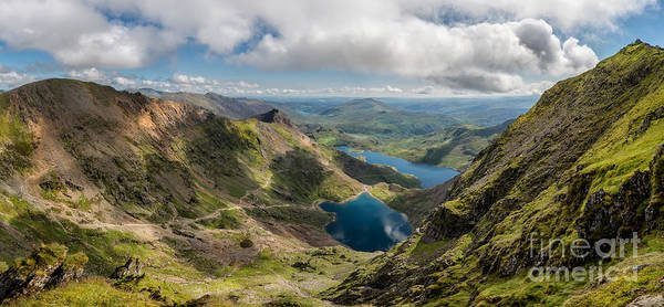 Pig Photograph - Snowdon Summit by Adrian Evans