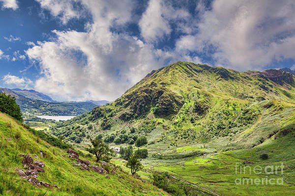 Wall Art - Photograph - Snowdonia by Colin and Linda McKie