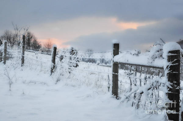 Rockbridge County Photograph - Snowy Day by Kathy Jennings