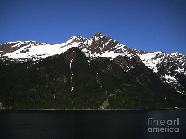 Photograph - Snowy Mountaintop by Lori Tambakis