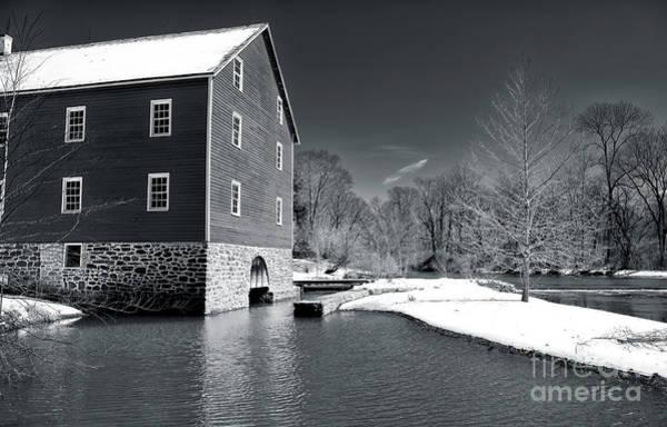 Photograph - Snowy River by John Rizzuto
