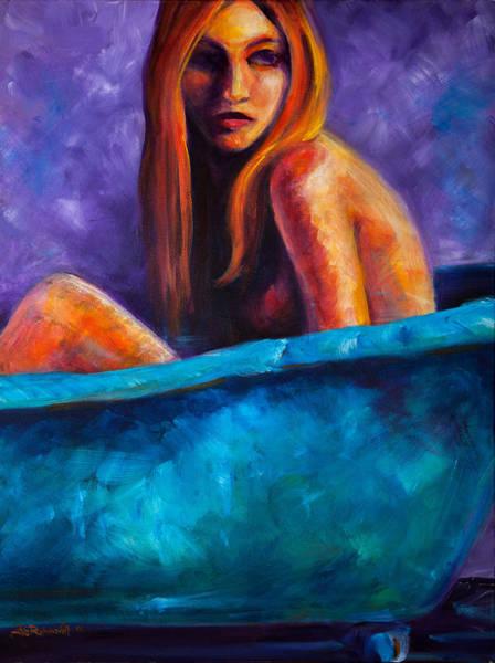 Painting - Soak by Jason Reinhardt
