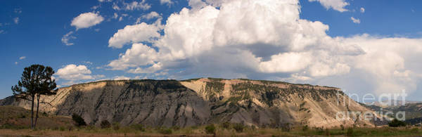 Photograph - Soaring Above Mount Everts by Charles Kozierok