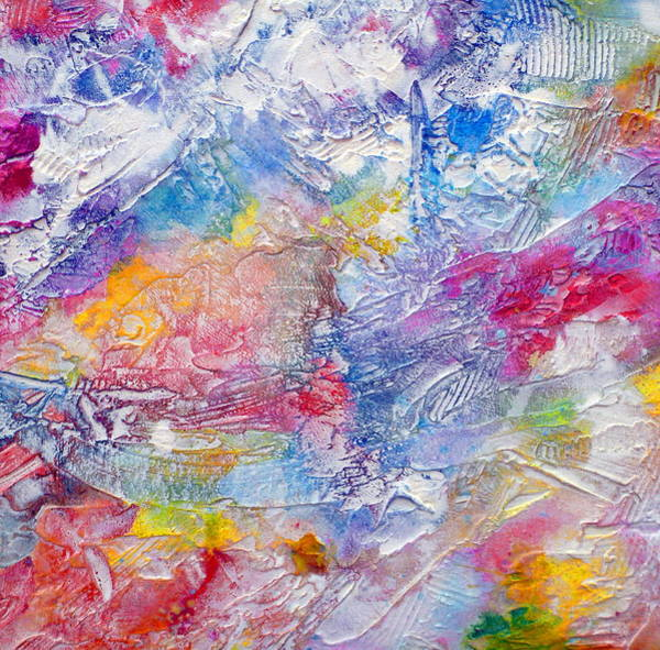 Painting - Soaring Ever Higher by Tracy Bonin