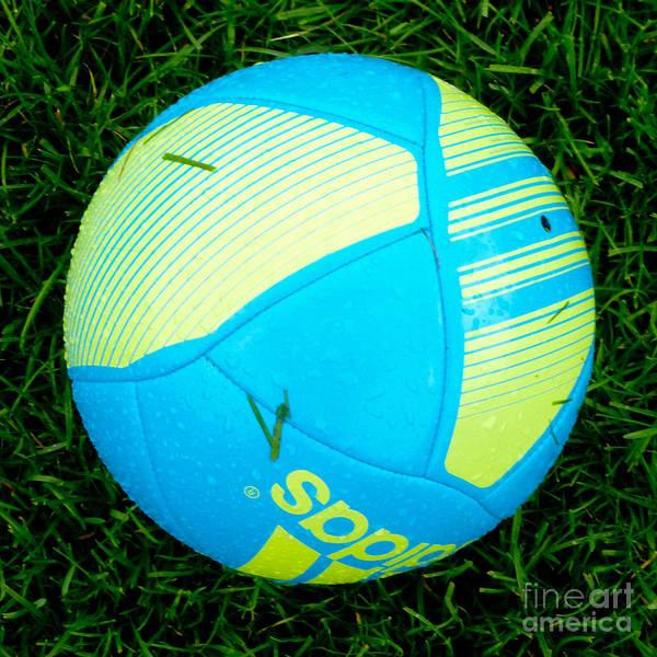 Wall Art - Photograph - Soccer Ball by Jason Freedman