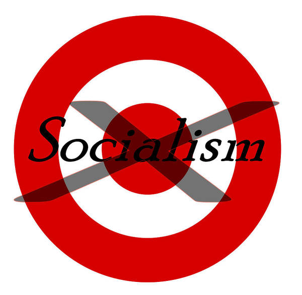 Photograph - Socialism by  Newwwman