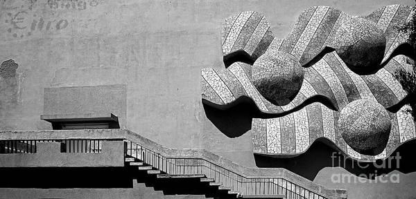 Ceausescu Wall Art - Photograph - Socialistic Ornament by Christian Hallweger