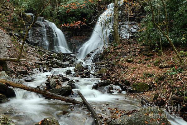 Wall Art - Photograph - Soco Falls by Rick Mann
