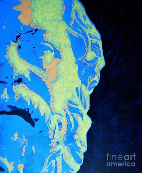 Painting - Socrates - Ancient Greek Philosopher by Ana Maria Edulescu