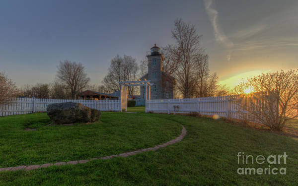 Photograph - Sodus Point Lighthouse by Rod Best