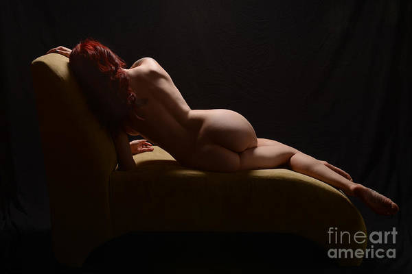 Passionate Photograph - Sofa Curves by Jt PhotoDesign