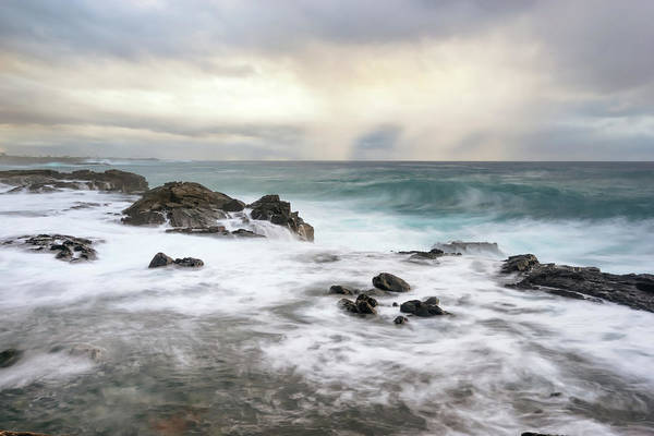 Photograph - Soft And Stormy by Christopher Johnson