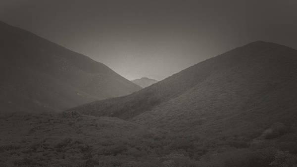 Laguna Mountains Photograph - Soft Earth by Joseph Smith