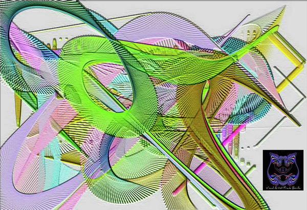 Digital Art - Soft Light by Visual Artist Frank Bonilla