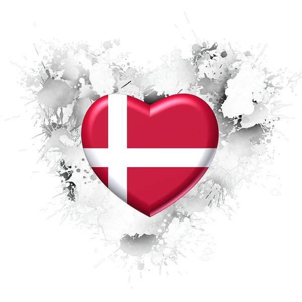 Digital Art - Soft Love Denmark by Alberto RuiZ