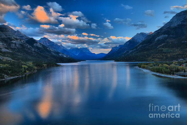 Photograph - Soft Skies Over Upper Waterton by Adam Jewell