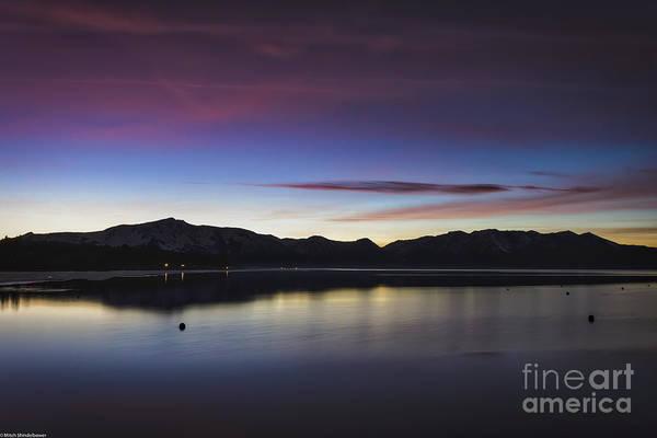 Softly Photograph - Softly Setting  by Mitch Shindelbower