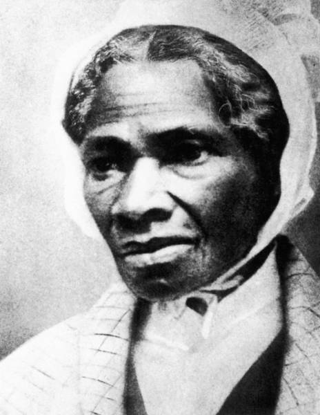 1863 Photograph - Sojourner Truth by Granger