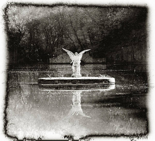 Photograph - Solar Angel by Bill Cannon