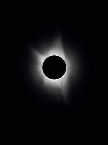 Photograph - Solar Corona by Greg Norrell