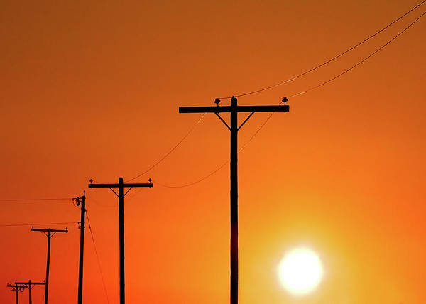 Photograph - Solar Electricity by Todd Klassy