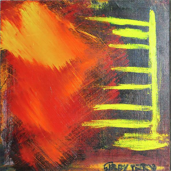 Painting - Solar Flare by Gabby Tary
