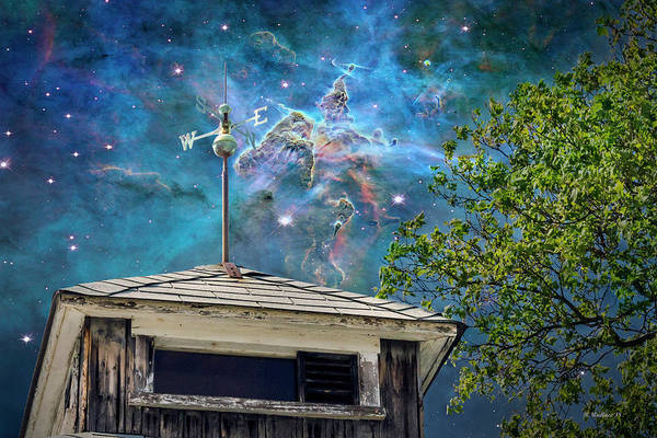 Winds Of Change Wall Art - Photograph - Solar Winds Of Change by Brian Wallace