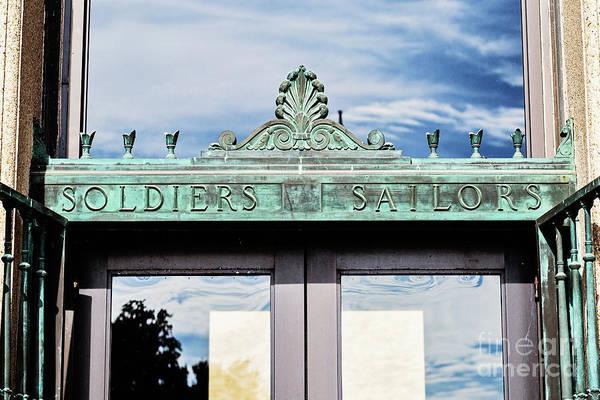 Wall Art - Photograph - Soldiers Sailors by Scott Pellegrin