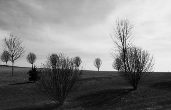 Berlin Ohio Photograph - Solemn Shadows by Dan Sproul