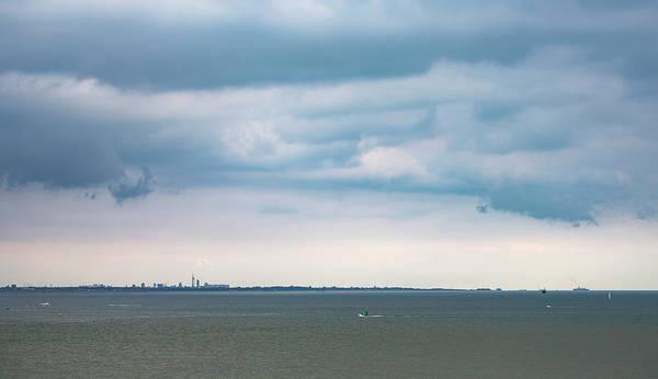 Photograph - Solent Skies by Raelene Goddard
