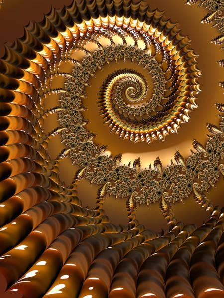 Digital Art - Solid Gold by Amanda Moore