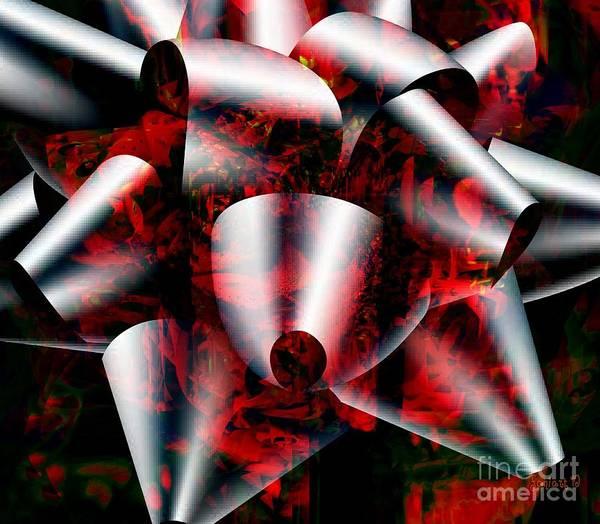 Description Digital Art - Solidarity - Honoring With A Gift by Fania Simon