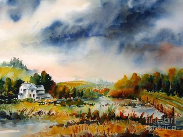 Painting - Solitude by John Nussbaum