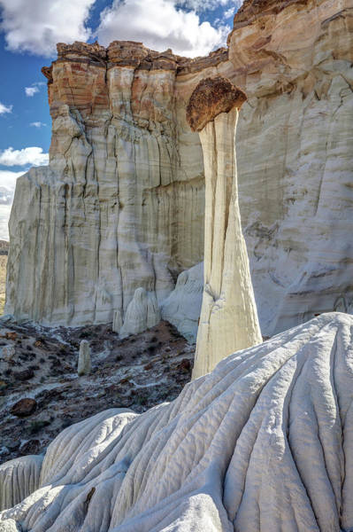Photograph - Solitude Of The Wahweap Hoodoos by Pierre Leclerc Photography