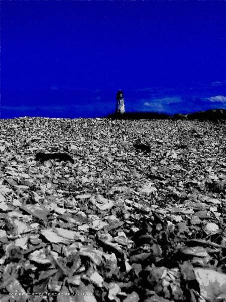 Digital Art - Solitude by Vincent Green