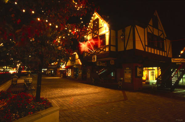 Solvang Photograph - Solvang California by Soli Deo Gloria Wilderness And Wildlife Photography