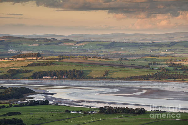 Galloway Wall Art - Photograph - Solway Firth by Rod McLean