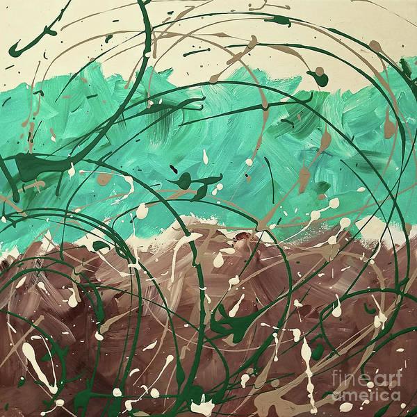 Painting - Somber by Jilian Cramb - AMothersFineArt