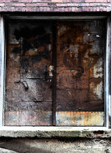 Photograph - Somber Roughness by Char Szabo-Perricelli