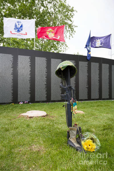 Photograph - Some Gave All by Jon Burch Photography
