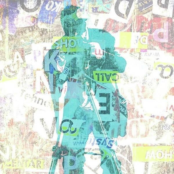 Wall Art - Digital Art - Never Lose Focus by Gina Callaghan