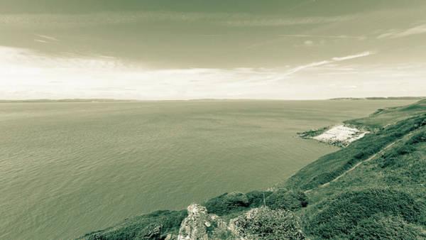 Photograph - Somerset Seascape A by Jacek Wojnarowski