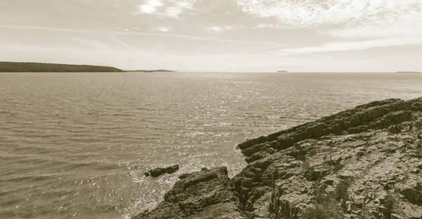 Photograph - Somerset Seascape E by Jacek Wojnarowski