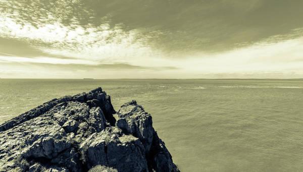 Photograph - Somerset Seascape G by Jacek Wojnarowski