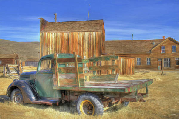 Wall Art - Photograph - Somethin' 'bout A Truck by Donna Kennedy