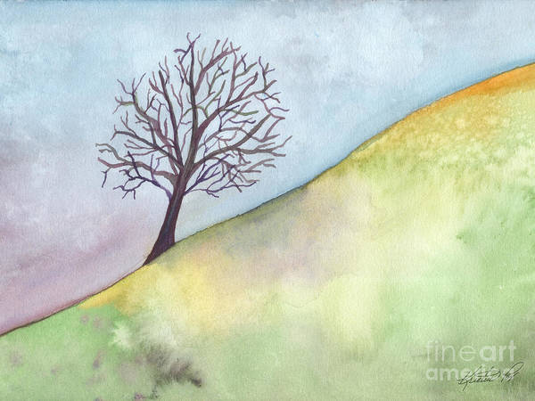 Painting - Somewhere In California by Kristen Fox