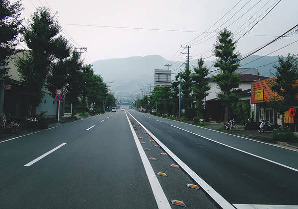 Photograph - Somewhere In Japan by Andrea Anderegg
