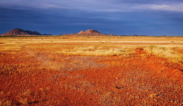 Photograph - Somewhere In The Outback, Central Australia by Lexa Harpell