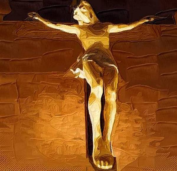 Easter Sunday Digital Art - Son Of God by Robert Smerecki